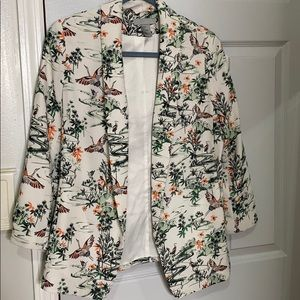 Tropical blazer